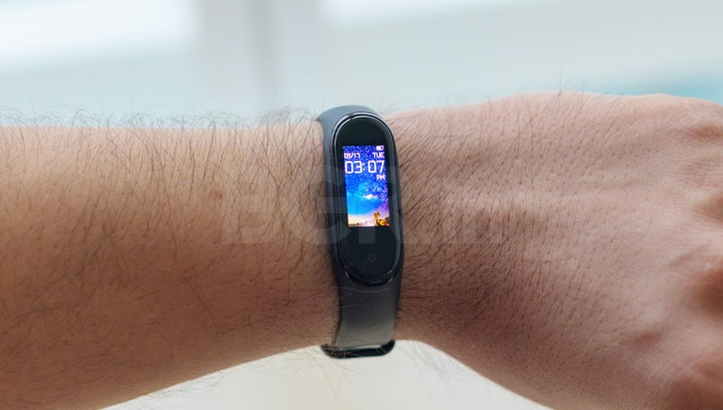 Xiaomi Mi Band 4 sold out in India; next sale date announced